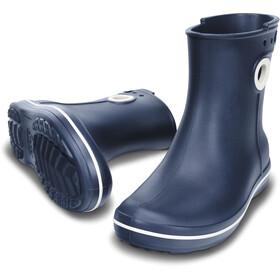 Crocs Jaunt Shorty Boots Damen navy
